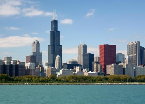 Chicago boat cruise